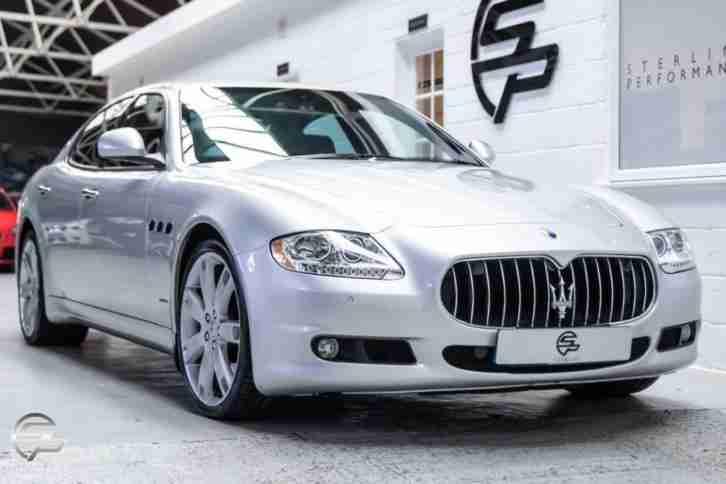 Maserati 2010 Quattroporte 4 7 S 4dr Car For Sale