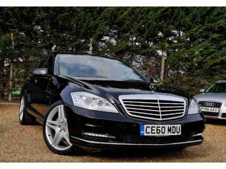 2010 Mercedes Benz S350 CDI BlueEFFICIENCY