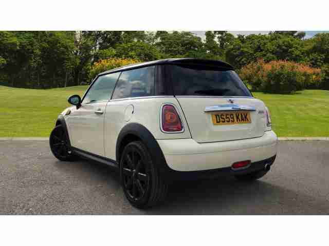 2010 Mini Hatchback 1.6 Cooper 3Dr Petrol Hatchback