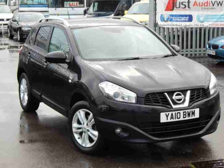 nissan 2010 qashqai 1 5 dci n tec nav sunroof etc car for sale. Black Bedroom Furniture Sets. Home Design Ideas
