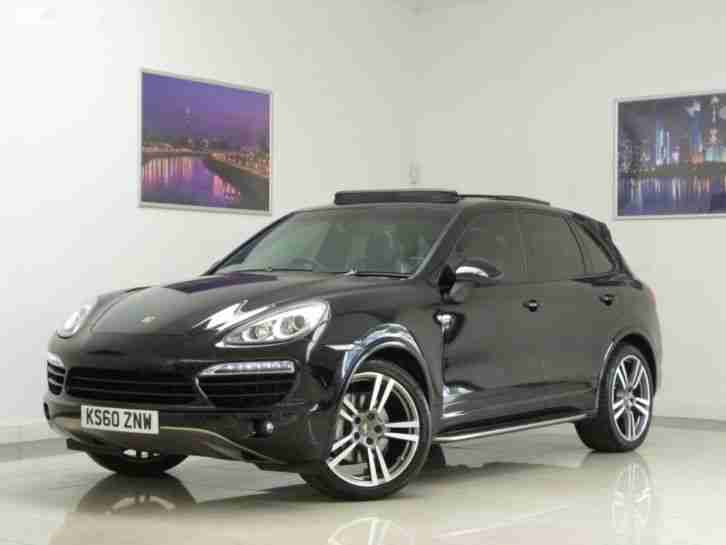 2010 PORSCHE CAYENNE D V6 TIPTRONIC S + MASSIVE SPECIFICATION + ESTATE DIESEL