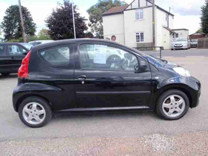 2010 Peugeot 107 1.0 Allure 3dr 3 door Hatchback
