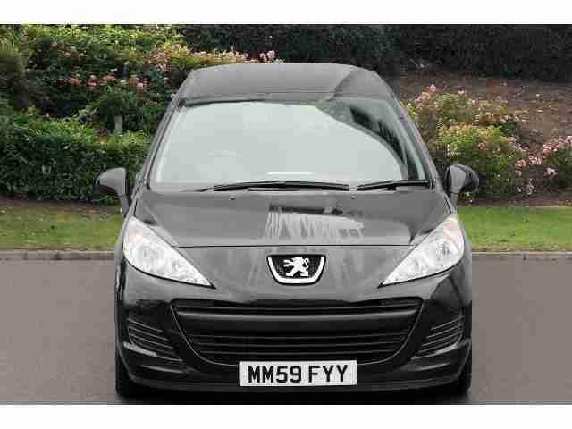peugeot 2010 207 1 6 hdi 90 s 5dr ac diesel estate car for sale. Black Bedroom Furniture Sets. Home Design Ideas
