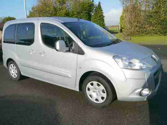 2010 Peugeot Partner Origin Combi Wheelchair Access Vehicle WAV