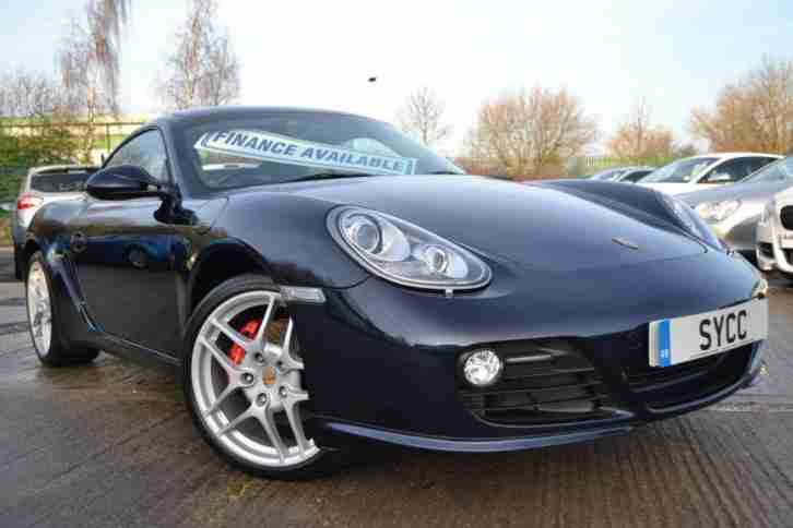 porsche 2010 cayman 3 4 s 2dr 2 door coupe car for sale. Black Bedroom Furniture Sets. Home Design Ideas