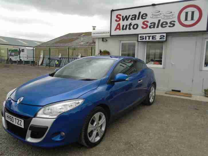 RENAULT MEGANE. Other car from United Kingdom