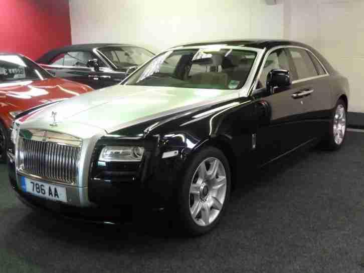 2010 rolls royce ghost 6 6 4dr car for sale. Black Bedroom Furniture Sets. Home Design Ideas