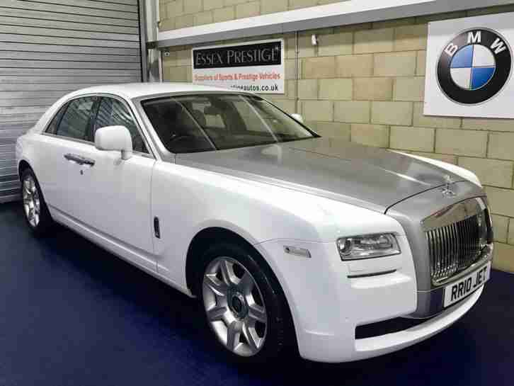 2010 Ghost 6.6 Saloon 4dr Petrol