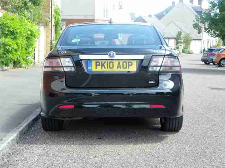 2010 SAAB 9-3 TURBO EDITION 150 BHP SIX SPEED AUTOMATIC