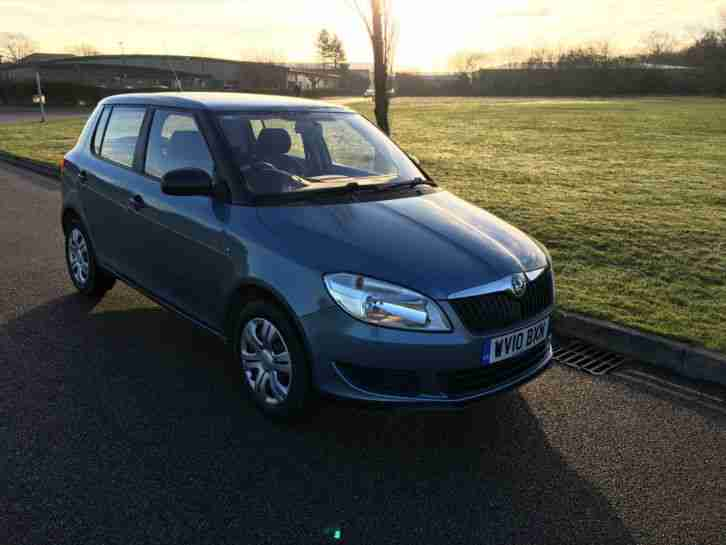 2010 FABIA 12V S 1.2 EXCELLENT