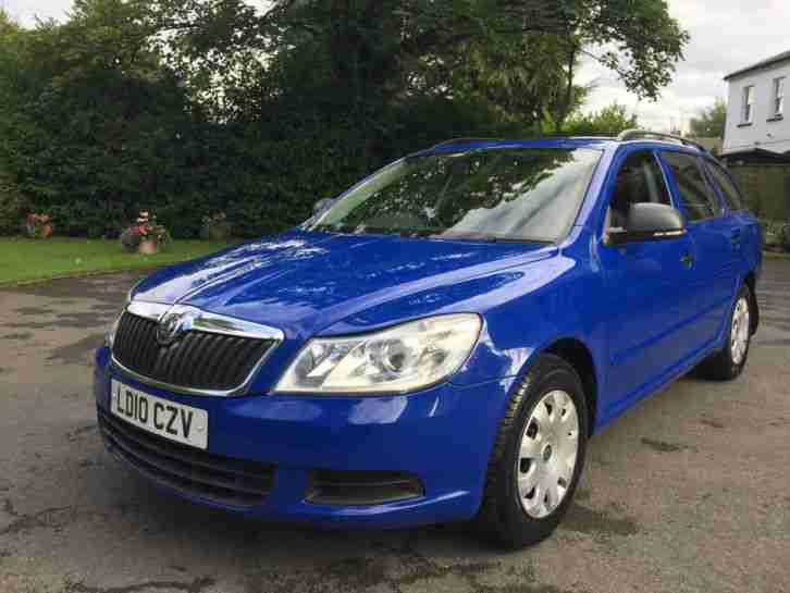 skoda 2010 octavia s tdi blue 1 9 diesel pd estate avant touring car for sale. Black Bedroom Furniture Sets. Home Design Ideas