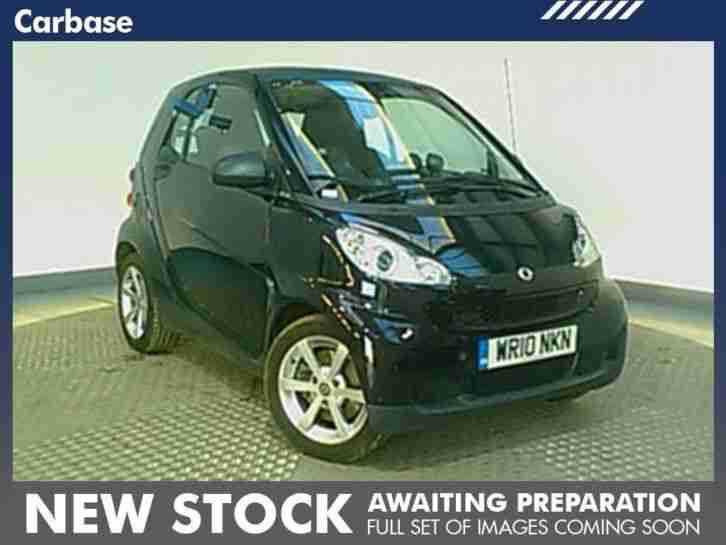 2010 FORTWO COUPE CDI Pulse Softouch