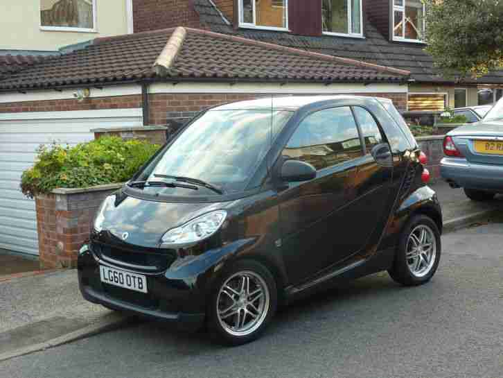 2010 SMART FORTWO PASSION CDI 54 BLACK ICE Edition