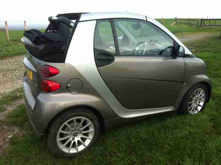 2010 FORTWO PASSION CDI AUTO fab