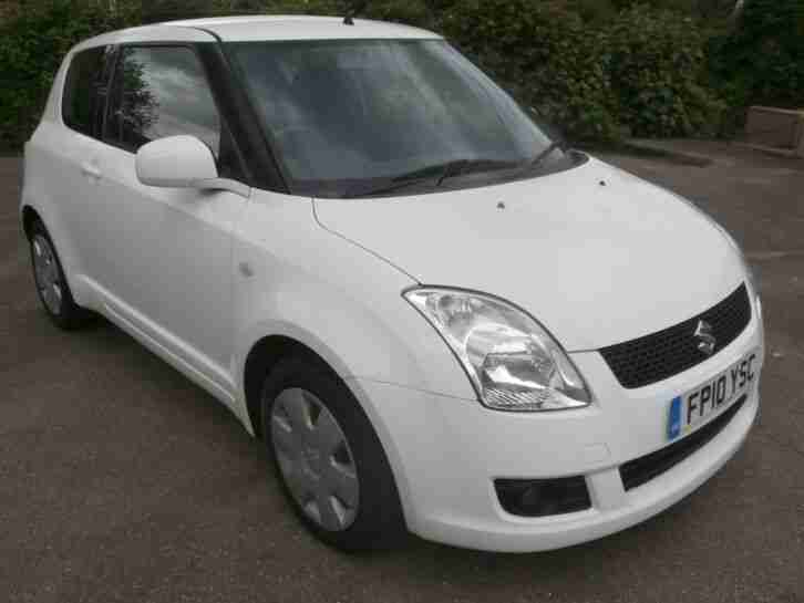 2010 SWIFT SZ3 1.3 S DOOR ,ONE