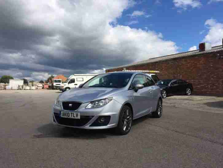 Seat 2010 Ibiza Fr 150 Dsg Sportcoupe Car For Sale
