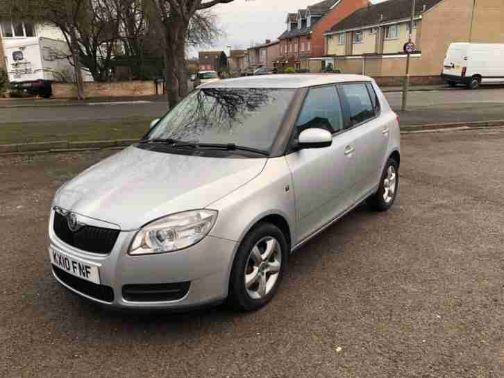 2010 Fabia 1.4TDI PD ( 80bhp ) 2 FULL