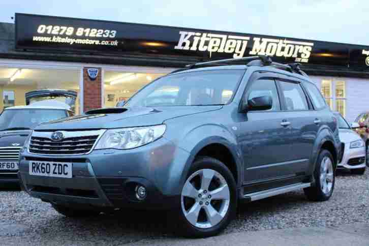 2010 Forester 2.0 D XC 5dr