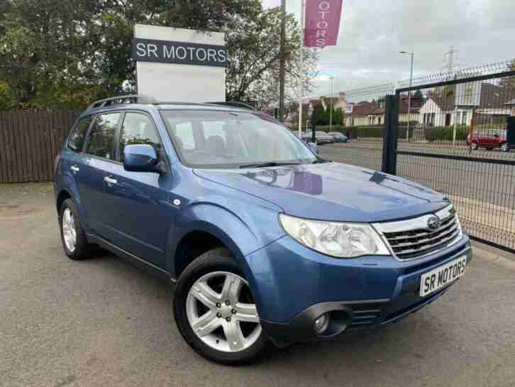 2010 Subaru Forester 2.0 XS 5dr