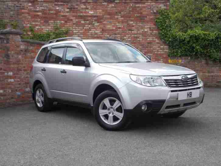 2010 Forester SUV 2.0 150 X Petrol