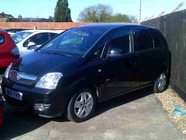 VAUXHALL MERIVA. Other car from United Kingdom