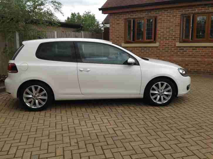 volkswagen 2010 golf 2 0 tdi 140 gt 5dr car for sale. Black Bedroom Furniture Sets. Home Design Ideas