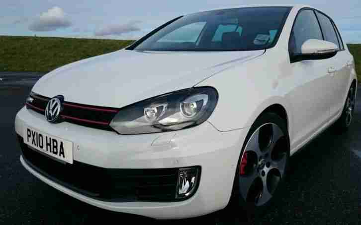 2010 GOLF GTI S A WHITE FVSH High