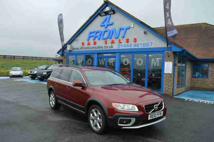 2010 VOLVO XC70 D5 SE LUX 2.4 AWD ESTATE 5 DOOR DIESEL MANUAL 4X4 ESTATE DIESEL