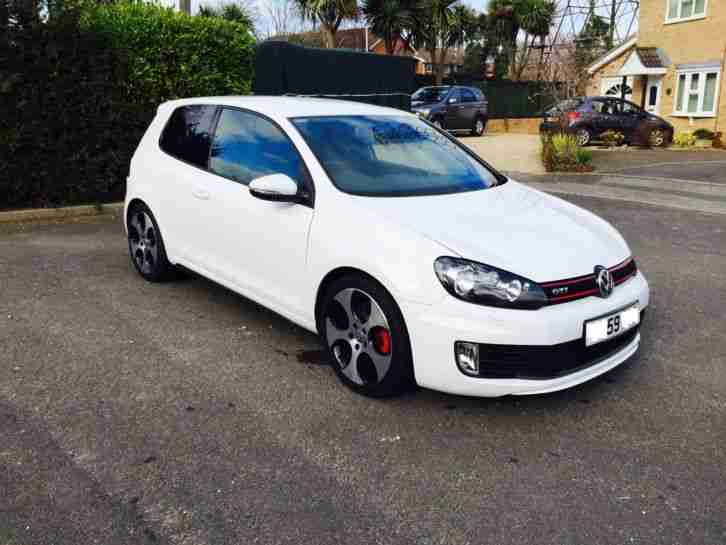 2010 vw golf 2 0 tsi gti candy white car for sale. Black Bedroom Furniture Sets. Home Design Ideas