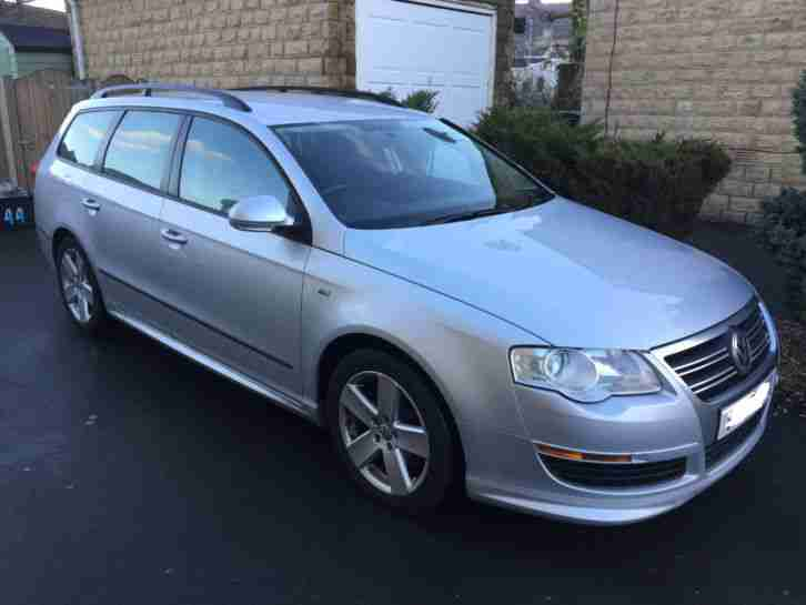 2010 VW Passat R Line Estate