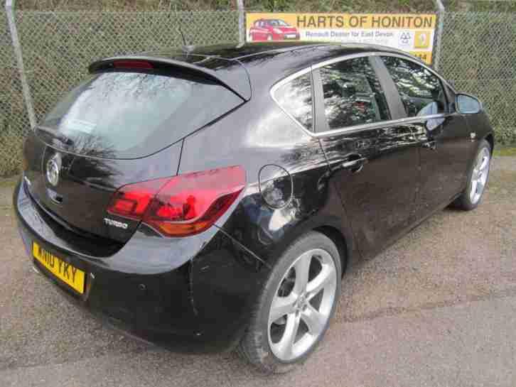2010 Vauxhall Astra 1 4 SRi 140 5DR Turbo 5 door Hatchback  car for sale