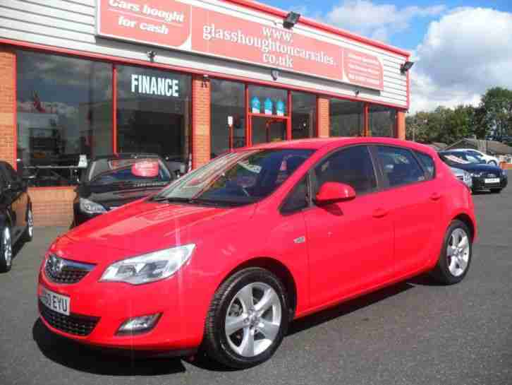 2010 Vauxhall Astra 1.4i 16V Exclusiv 5dr #2