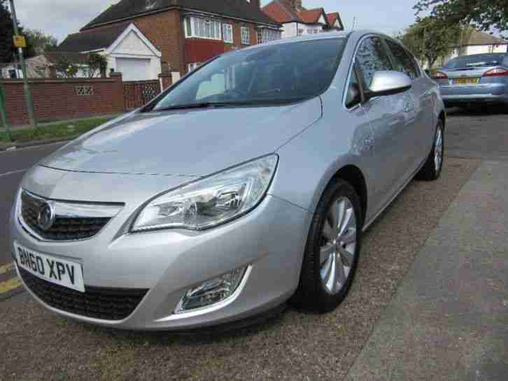 2010 vauxhall astra 1 6 i vvt 16v exclusiv 5dr car for sale. Black Bedroom Furniture Sets. Home Design Ideas