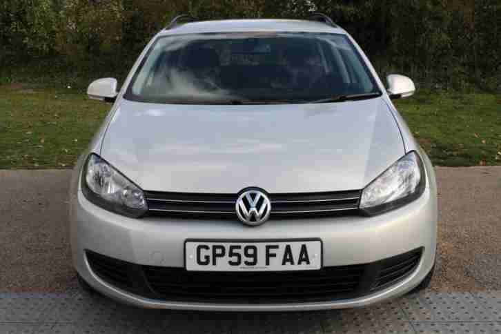 2010 Volkswagen Golf 1.6 TDI BlueMotion Tech SE DSG 5dr AUTO, DIESEL, FSH, 2 KEY