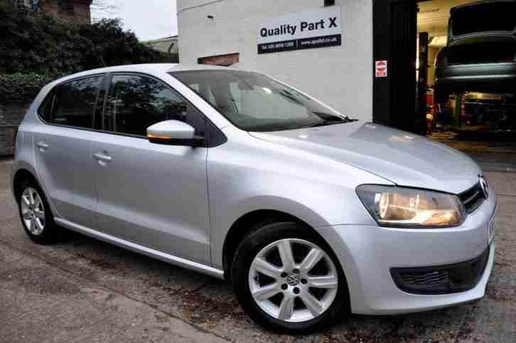 volkswagen 2010 polo 1 6 tdi se 5dr car for sale. Black Bedroom Furniture Sets. Home Design Ideas