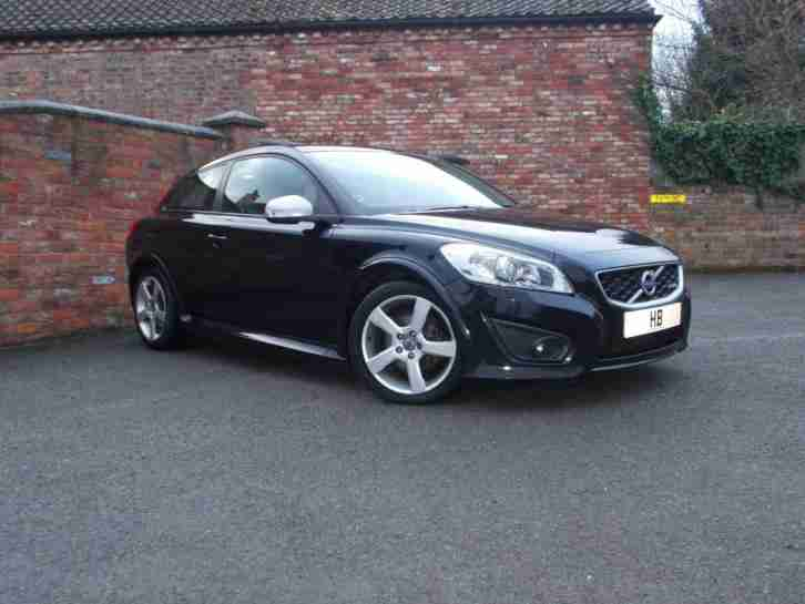 2010 C30 Sports Coupe 3Dr 1.6D2 115 DPF
