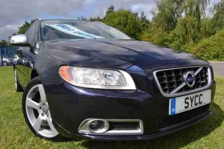 Volvo 2010 V70 D5 [205] R DESIGN SE 5dr Geartronic 5 door Estate. car for sale
