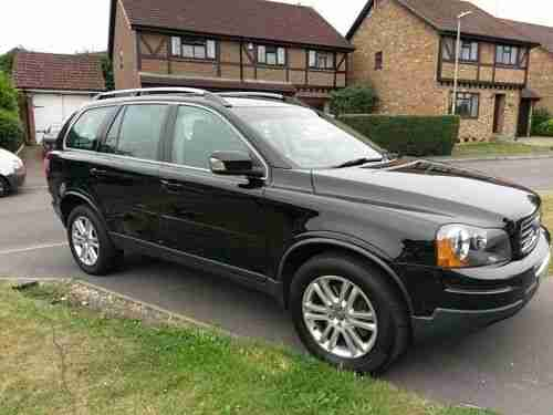 2010 Volvo XC90 2.4d D5 SE Geartronic AWD (7 Seats)