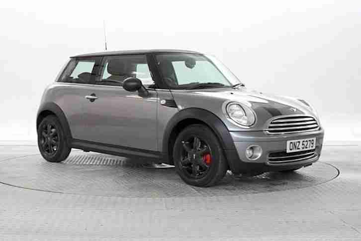 2010 (Z Reg) Mini Hatch 1.6 One Graphite