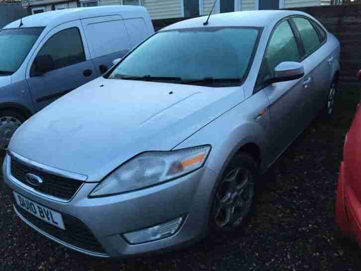 2010 ford mondeo 1.8 tdci 125 NON RUNNER