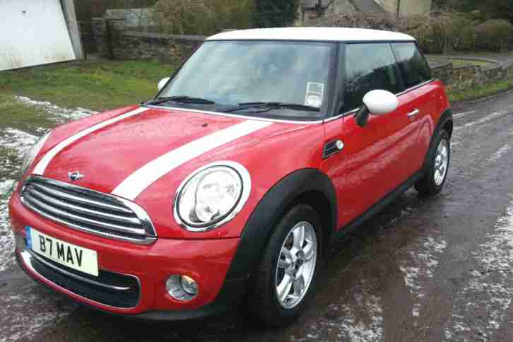 2010 cooper 1.6 petrol with private reg