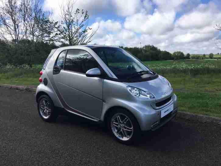 2010 fortwo coupe 1.0 Pure Petrol