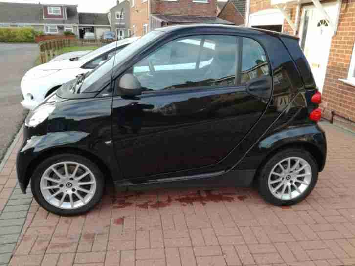 2010 fortwo passion cdi