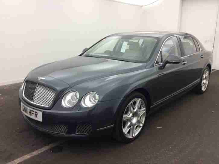2011 11 BENTLEY CONTINENTAL FLYING SPUR NULLINER 2012MY PX / FINANCE