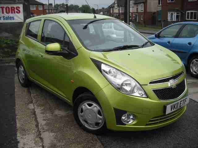 2011 11 chevrolet spark manual 5 doors green car for sale. Black Bedroom Furniture Sets. Home Design Ideas