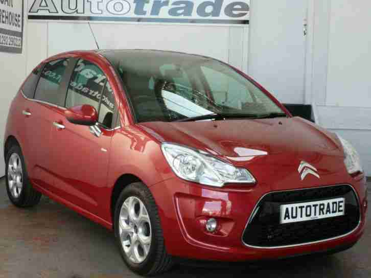 2011 11 Citroen C3 1.6 VTi 16v ( 120bhp ) Auto Exclusive for sale in AYR