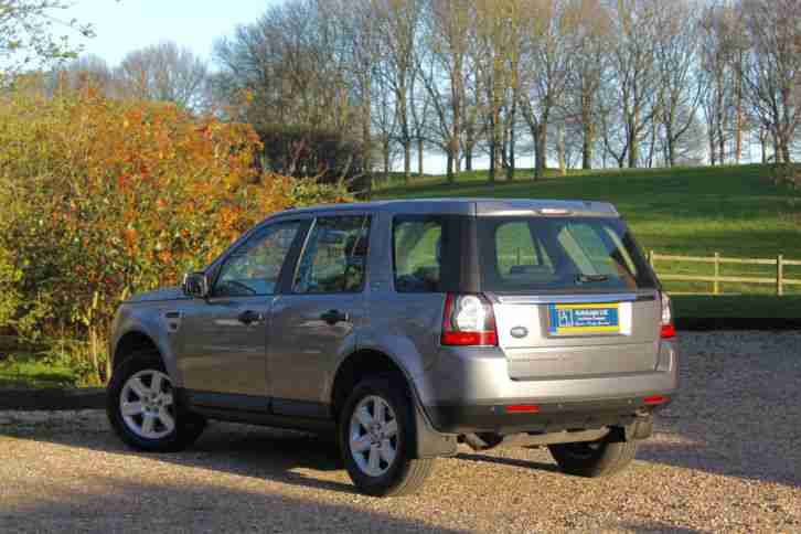 2011 (11) LAND ROVER FREELANDER GS 2.2 TD4 - 76K - FSH