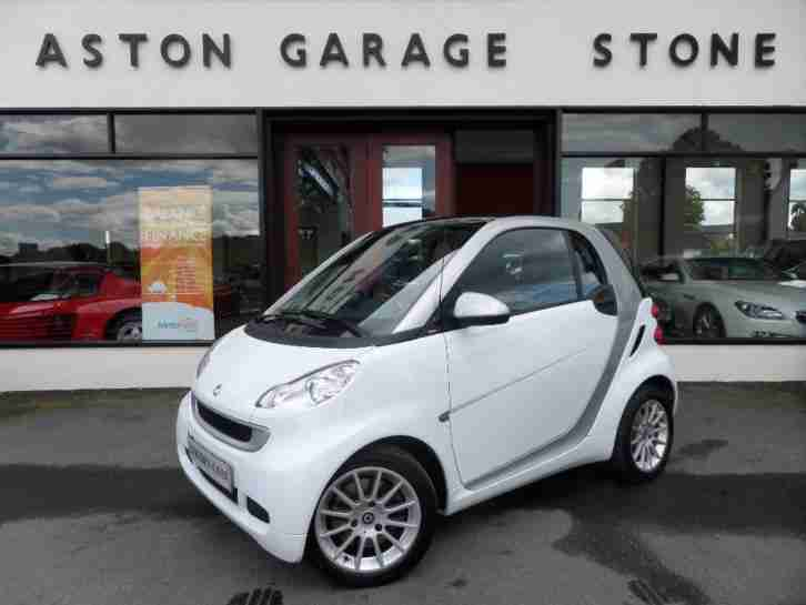 2011 11 SMART FORTWO 0.8 PASSION CDI 2D AUTO 54 BHP DIESEL