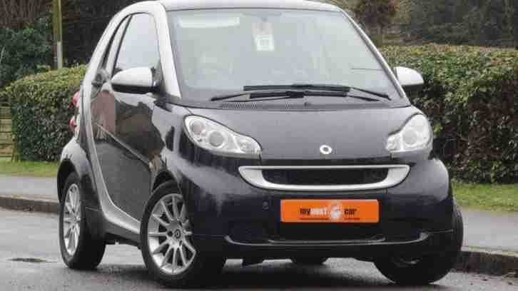 smart 2011 11 fortwo 0 8 passion cdi 2d auto 54 bhp diesel. Black Bedroom Furniture Sets. Home Design Ideas