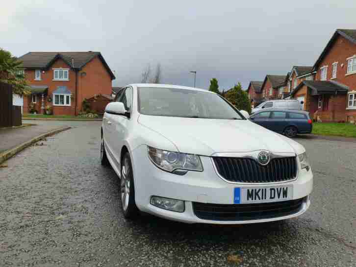 2011 (11) Skoda Superb DSG Elegance | Timing Belt just changed | Cheapest in UK